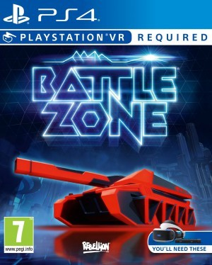 Cover Battlezone