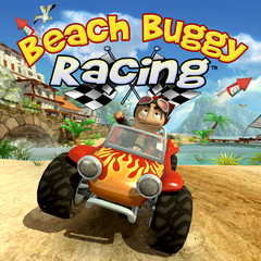 Cover Beach Buggy Racing