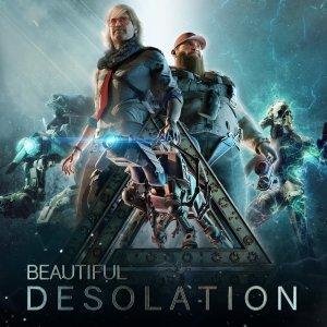 Cover Beautiful Desolation