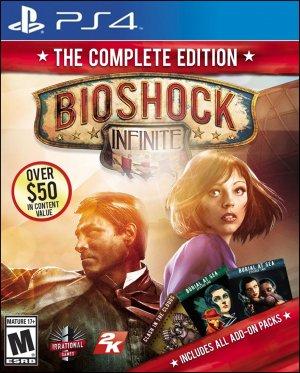 Cover BioShock Infinite: Complete Edition