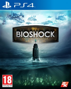 Cover BioShock: The Collection (PS4)