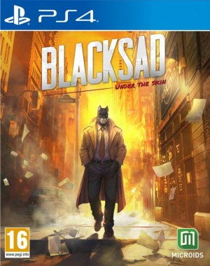 Cover Blacksad: Under the Skin (PS4)