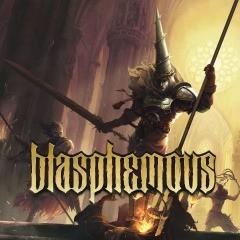 Cover Blasphemous (PS4)