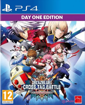 Cover BlazBlue: Cross Tag Battle - Special Edition
