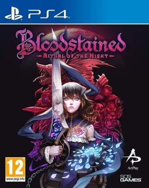 Cover Bloodstained: Ritual of the Night