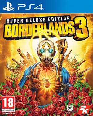 Cover Borderlands 3 (PS4)