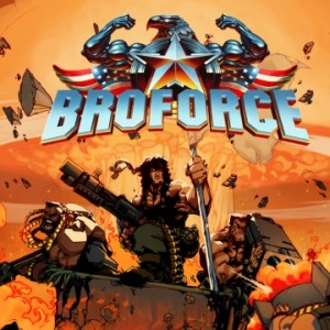 Cover BROFORCE