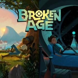 Cover Broken Age