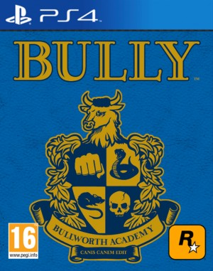 Cover Bully (PS4)