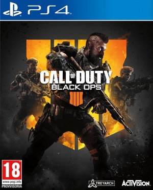 Cover Call of Duty: Black Ops 4 (PS4)