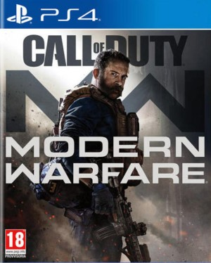 Cover Call of Duty: Modern Warfare (PS4)