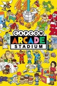 Cover Capcom Arcade Stadium