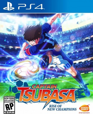 Cover Captain Tsubasa: Rise of New Champions