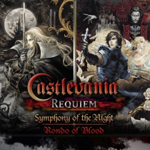 Cover Castlevania Requiem: Symphony of the Night & Rondo of Blood (PS4)