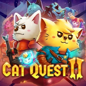 Cover Cat Quest II: The Lupus Empire