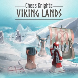 Cover Chess Knights: Viking Lands