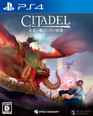Cover Citadel: Forged with Fire (PS4)