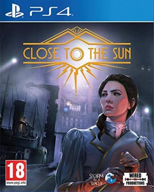 Cover Close to the Sun (PS4)
