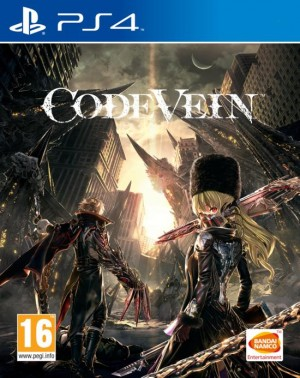 Cover Code Vein (PS4)
