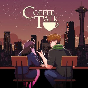 Cover Coffee Talk (PS4)