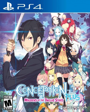 Cover Conception Plus: Maidens of the Twelve Stars (PS4)