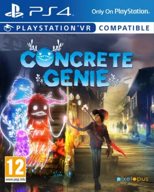 Cover Concrete Genie