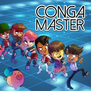 Cover Conga Master (PS4)