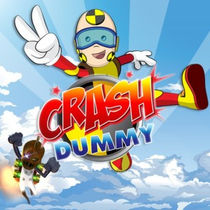 Cover Crash Dummy