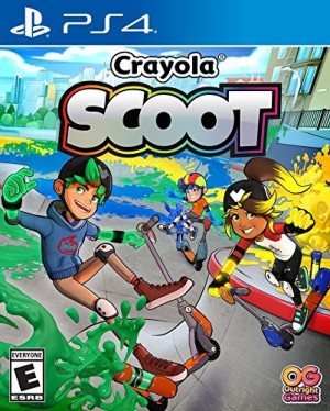 Cover Crayola Scoot