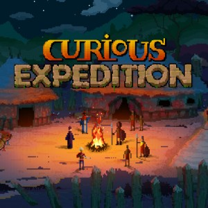 Cover Curious Expedition