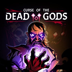 Cover Curse of the Dead Gods