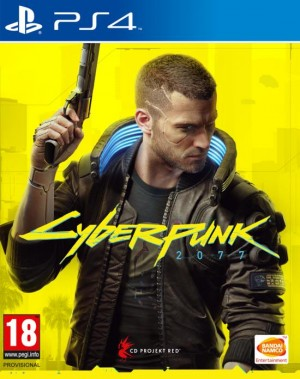 Cover Cyberpunk 2077 (PS4)