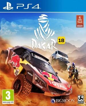 Cover Dakar 18 (PS4)