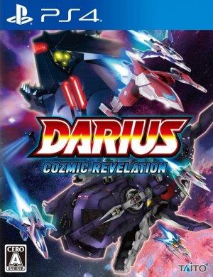 Cover Darius Cozmic Revelation