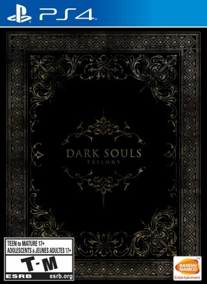 Cover Dark Souls Trilogy