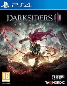 Cover Darksiders III