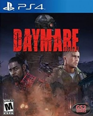 Cover Daymare: 1998 (PS4)