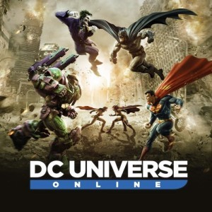 Cover DC Universe Online (PS4)