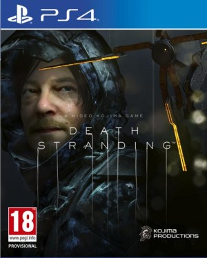 Cover Death Stranding (PS4)