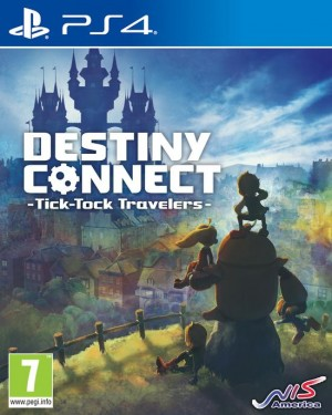 Cover Destiny Connect: Tick-Tock Travelers (PS4)