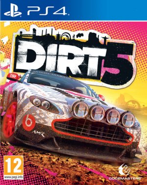 Cover DIRT 5 (PS4)