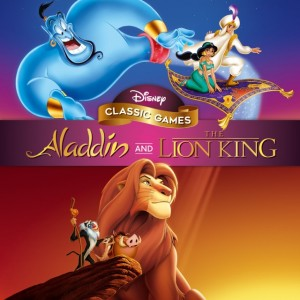 Cover Disney Classic Games: Aladdin and the Lion King (PS4)