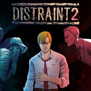 Cover DISTRAINT 2