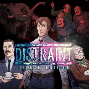 Cover DISTRAINT: Deluxe Edition (PS4)