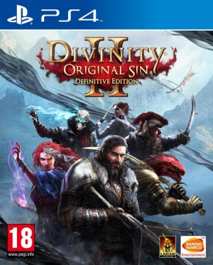Cover Divinity: Original Sin II - Definitive Edition