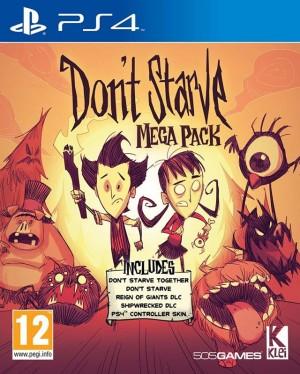 Cover Don't Starve: Mega Pack