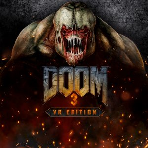 Cover DOOM 3: VR Edition