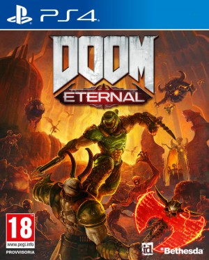 Cover DOOM Eternal (PS4)