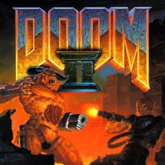 Cover DOOM II