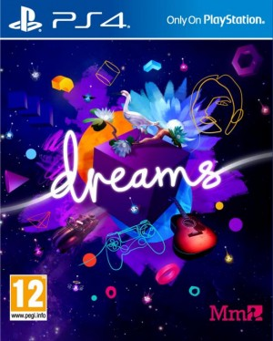 Cover Dreams (PS4)